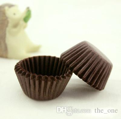 Mini Originality Trumpet Cake Paper Foil Anti oil Waterproof Anti Sticky Heat Resistant Baking Cookie Pancake Cupcake