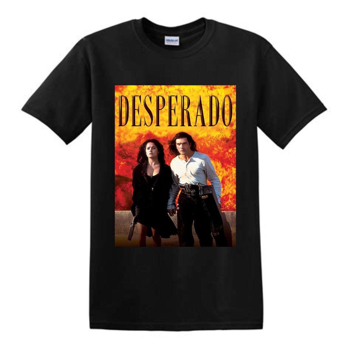 Acheter Desperado Movie T Shirt, Stars De Cinéma Hollywoodiennes, Livraison  Gratuite De  11.01 Du Qz3195649603   Dhgate.Com 64726fc43ee6