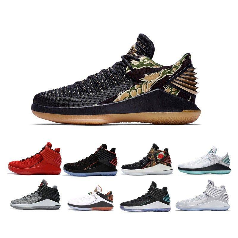 5ed314dac1d0 Designer 32 Boardroom Camo CNY Basketball Shoes for High Quality ...