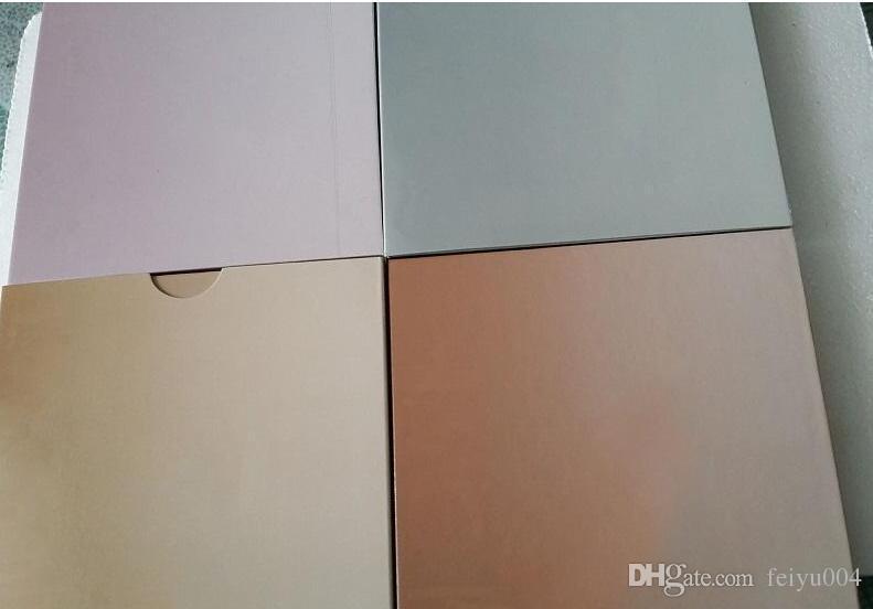 المصنع مباشرة DHL شحن مجاني جديد ماكياج الوجه 4 ألوان فسفورية Bronzers ملون! 7.4G