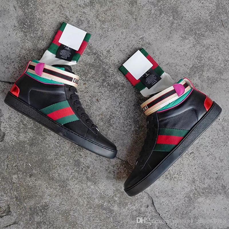 c078ef01e1b 2018 Hot SALE Luxury Brand Women Designer Casual Shoes Genuine ...