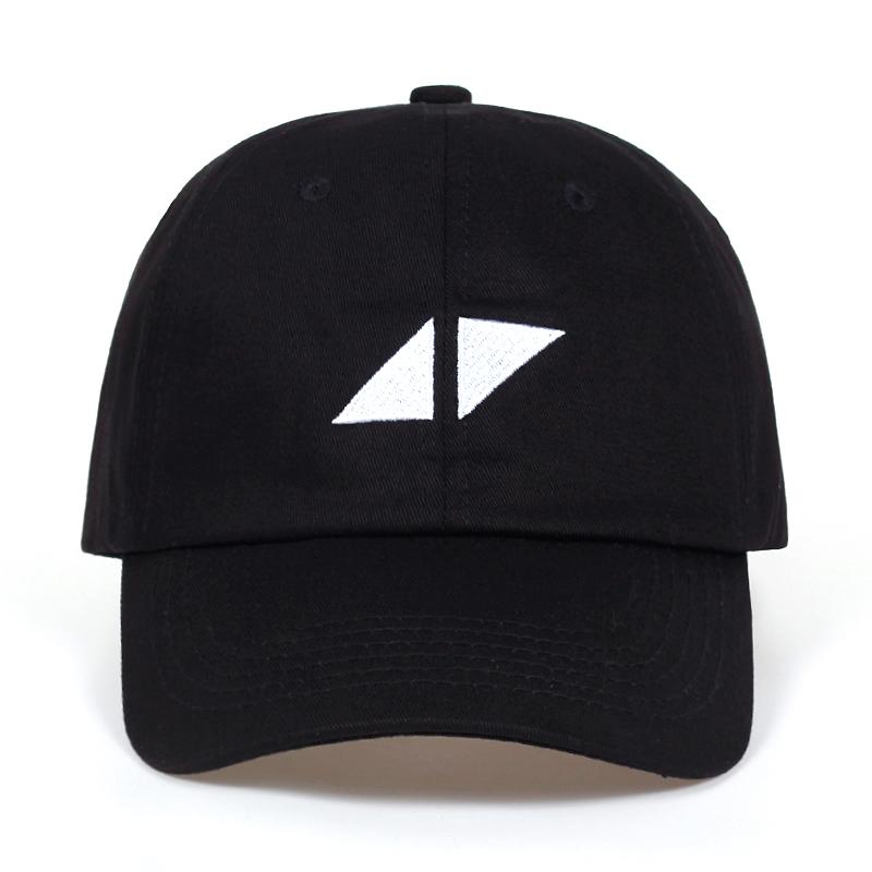 0b6b3ab5ab7 2018 New Music Dj Avicii Cap Men Letter Wake Me Up Embroidery Baseball Cap  Casual Cotton Black Hat Snapback Women Hats Design Your Own Hat Make Your  Own Hat ...