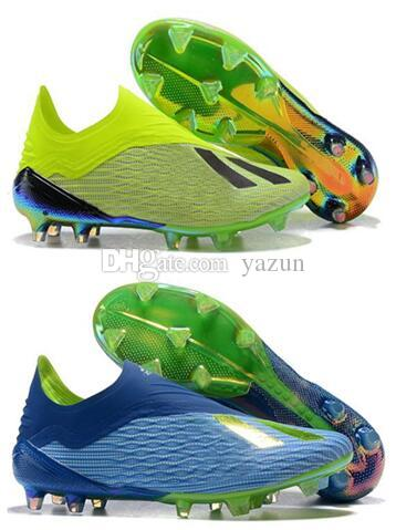 7af7bb3dd 2018 NEW MENS X 18+ Purespeed FG Soccer Shoes,Cleats,High-performing Soccer  Cleats, Camping Hiking Jogging Boots Dropping Shipping Accepted Casual  Sneakers ...