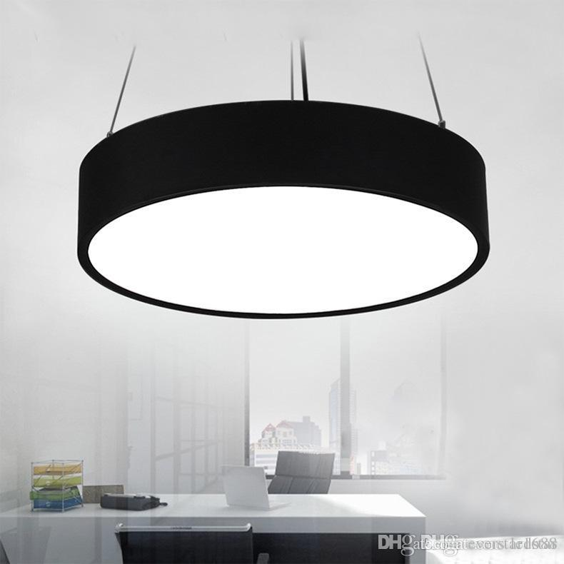 72w led pendant lamps modern minimalism led hanging lights