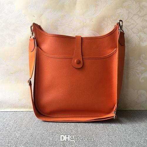Genuine Leather HOT SALE Original Quality Female Handbags Shoulder Bag  Lattice Bag With Shoulder Strap Women Messenger Bags Crossbody Purse Cute  Purses From ... 0802b9e921455