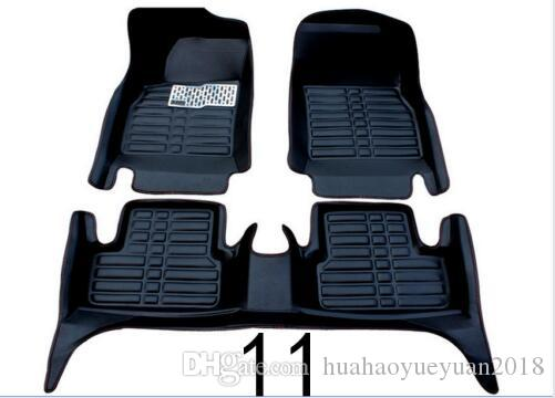 For Ford Escape 2007-2011 Alfombrillas FloorLiner Carpet All Weather Liner Fly5D