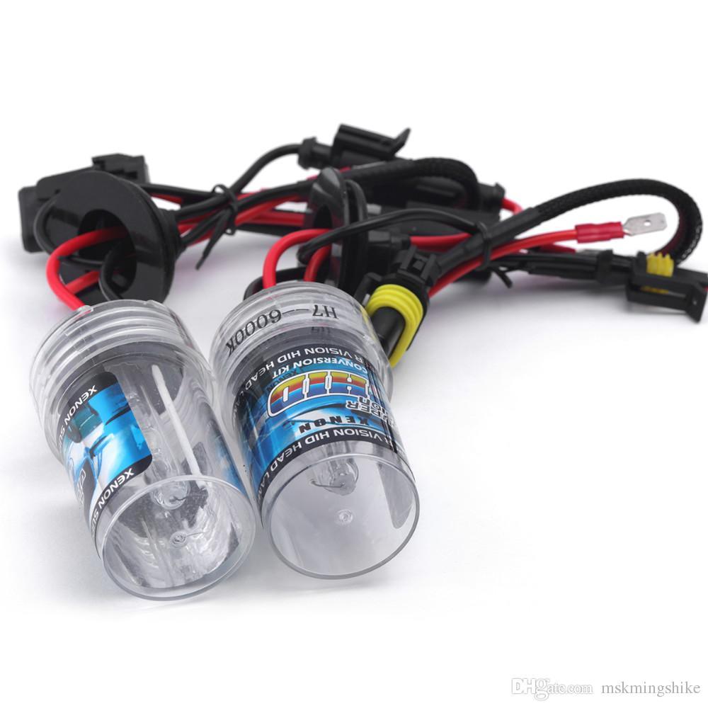 AC DC 35W 55W Xenon HID Single Beam Bulb for Car Auto Headlight Light H1,  H3, H11, 880, 881, 9005, 9006 HID HID Bulb Xenon Headlight DHL Free  Shipping ...