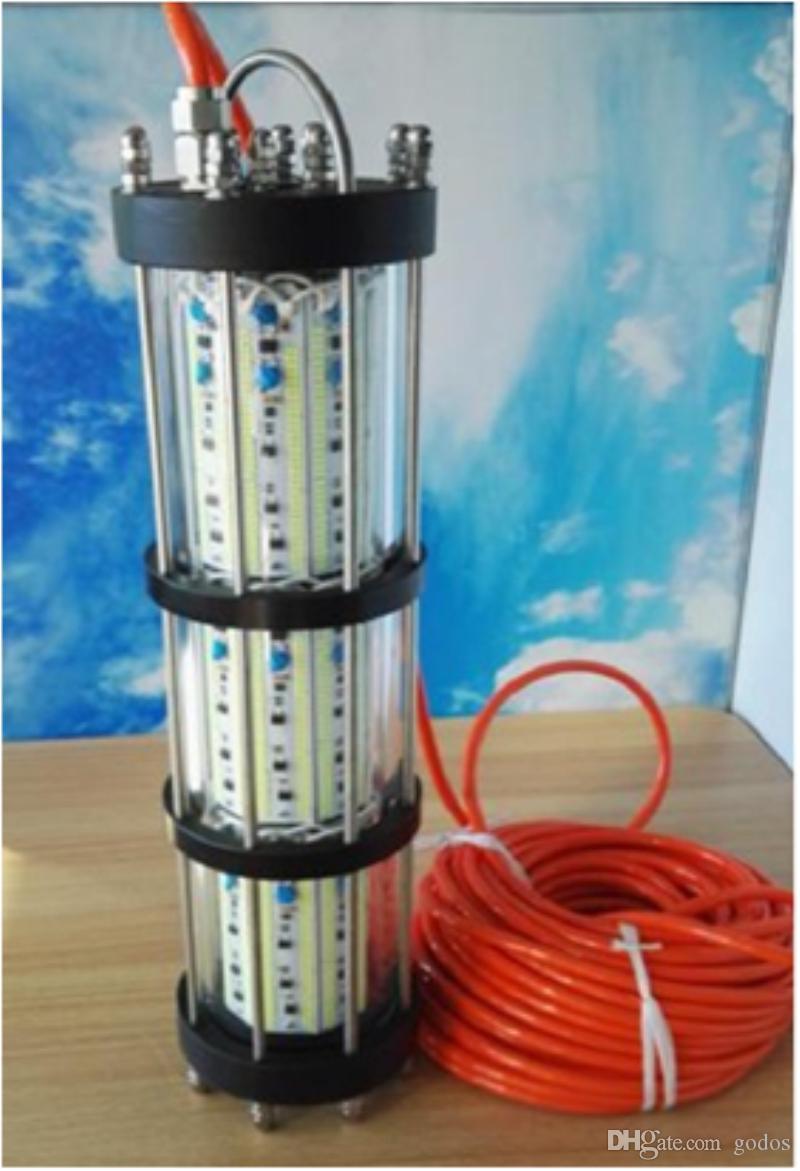 LED Fishing Lead Lure Lamp 1500W Led Fish Attracting Fishing Light Hot sale 1500 W LED Fishing lamp for marine