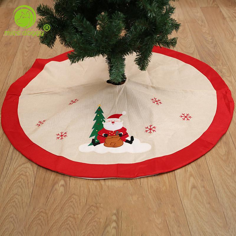 new pattern christmas tree skirts colorful festival decoration set presents christmas home tree accessories 910a christmas outdoor decorations christmas