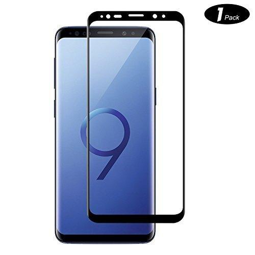 Maxannty proof Glass Film For Galaxy S9 Plus, 9H Hardness Anti-scratching, Oil, Bubbles, Fingerprint Protector