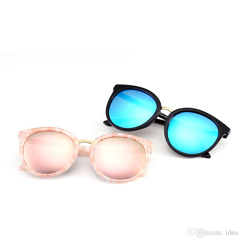 95d6c91e45 55009 Cat Eye Sunglasses Famous France Designer New Popular Sunglasses  Unisex Fashion Style Summer Sunglasses 100% UV Protection Lens