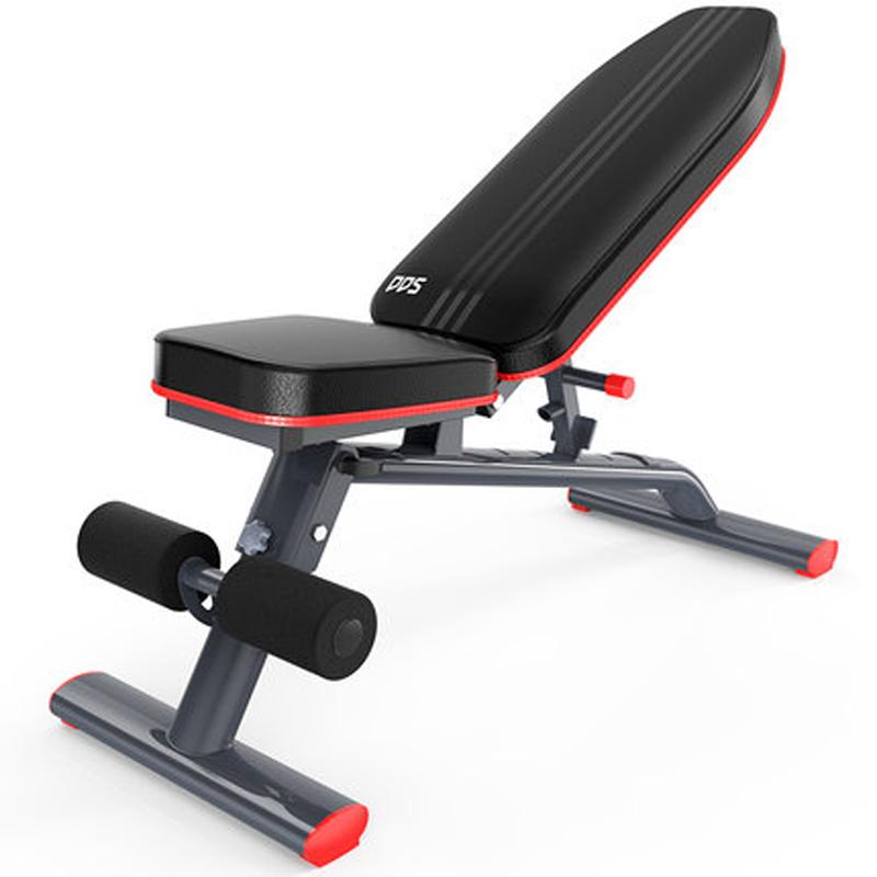 69a355ebb19798 Sit Up Benches Bench Press Dumbbell Stool Board Fitness Equipment ...