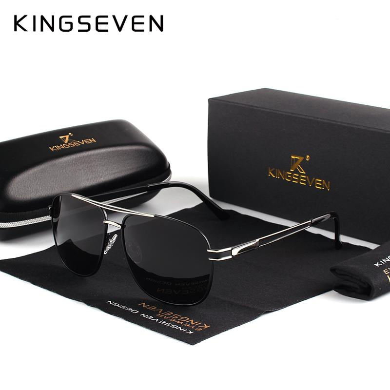 8cfbd06e6b5 X KINGSEVE Brand Unisex Aluminum Square Men S Polarized Mirror Sun Glasses  Female Eyewears Accessories Sunglasses For Men K738 Cheap Prescription  Sunglasses ...