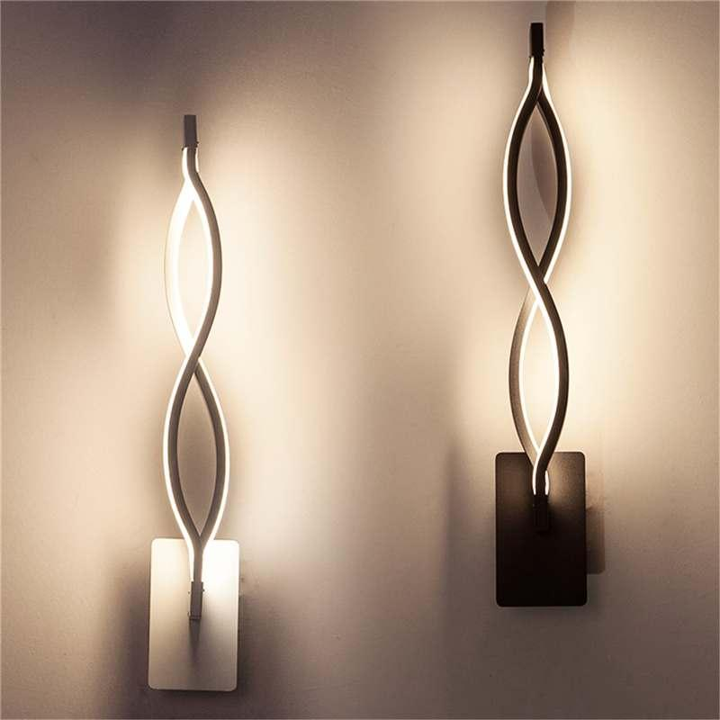 Acquista Home Room Led Modern Lampada Da Parete 16w Applique Da