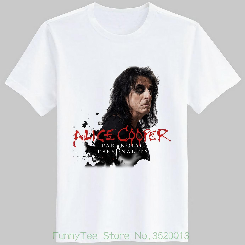 Camiseta Hombres Alice 2xl Flag Mujeres S Tour Band Us 2018 Niños Talla Rock Cooper kNw80XZnPO