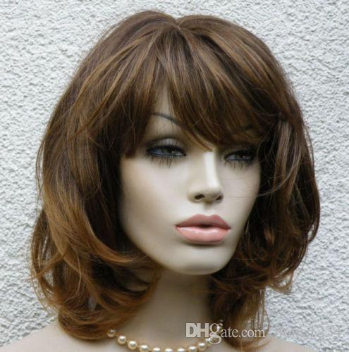 Cheap Natural Long Black Hair Wigs Best Short Hair Wigs for White Women d9d0037572