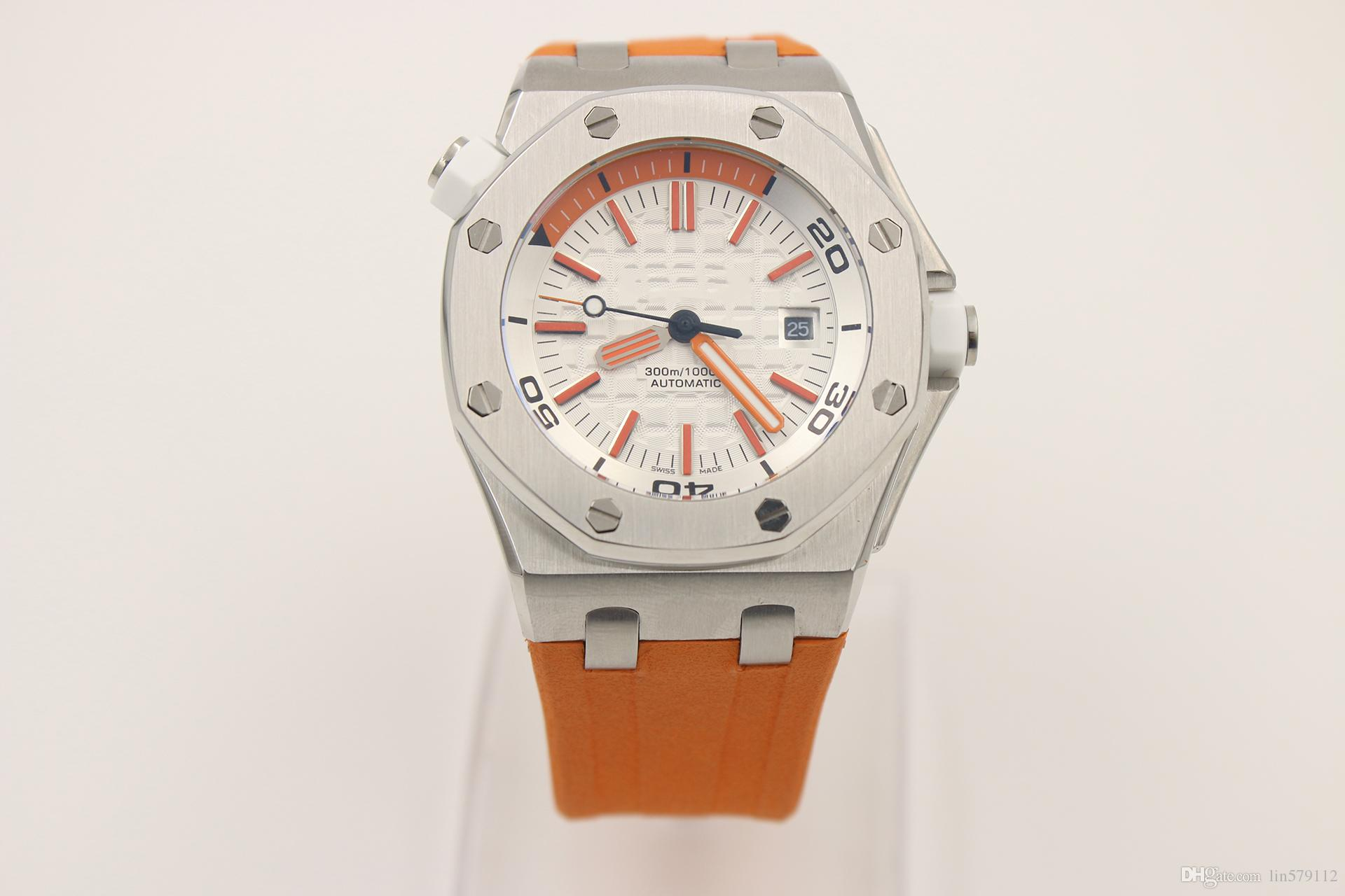 0efdd5907d38 New 15710ST Men Diving High Quality AAAA Automatic Tape Sea Sports Watch  Free Delivery Diving Maestro II Gmt Online with  125.72 Piece on  Lin579112 s Store ...