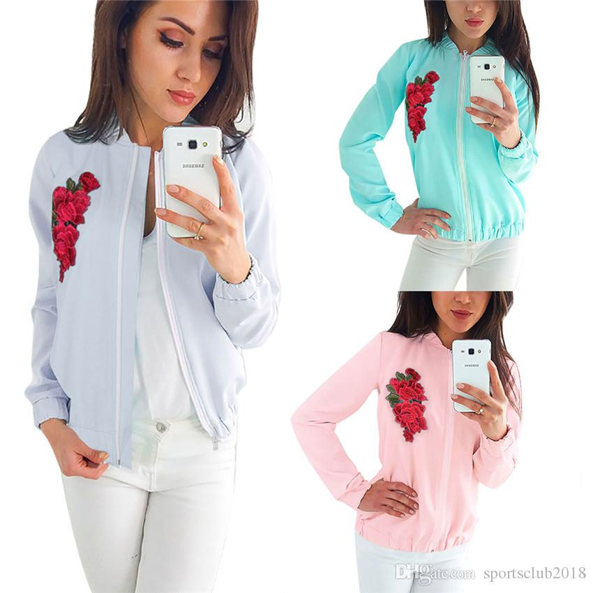 8c0d1670ef43 2018 New Spring Women's Clothes Europe And America Style Long Sleeve ...