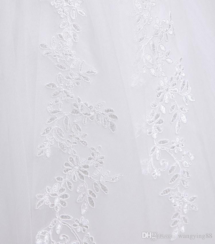 الأزياء الفاخرة الديكور فستان الزفاف 2017 vestido دي noiva الرباط متزوج زائد حجم العروس الصين فساتين الزفاف الكرة ثوب كاسامنتو