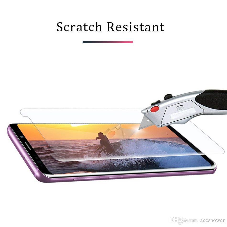 Жидкий клей для корпуса к клеям для iPhone 11 Pro XS MAX Samsung Galaxy S20 Примечание 10 9 PLUS с ультрафиолетовым световым протектором