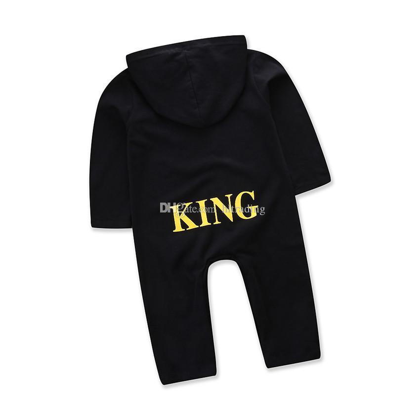 طفل الملك إلكتروني رومبير INS الأولاد إلكتروني طباعة حللا 2018 جديد أزياء أطفال بوتيك مقنعين تسلق الملابس C3534