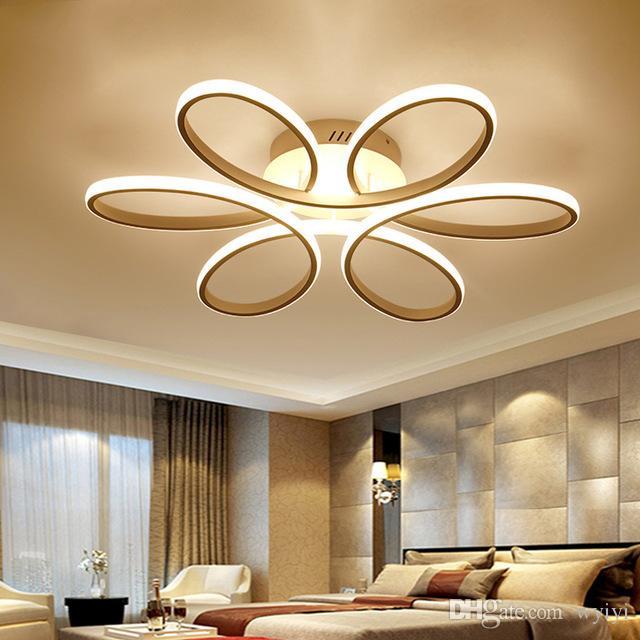 Plafoniere moderne Apparecchi di illuminazione a LED Apparecchi di cucina a  casa per la sala da pranzo Soggiorno Illuminazione della camera da letto ...