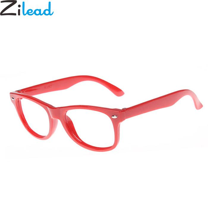 392cf33633 2019 Zilead Baby Glasses Frame Brand Cute Kids Candy Color Spectacle Frames  Children Myopic Lens Frame Eyewear Glasses For BoysGirls From Shuidianba