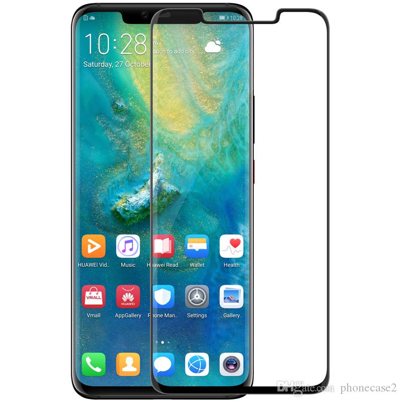 3d Tempered Glass For Huawei Mate 20 Pro Nillkin Cp Max Curve Full