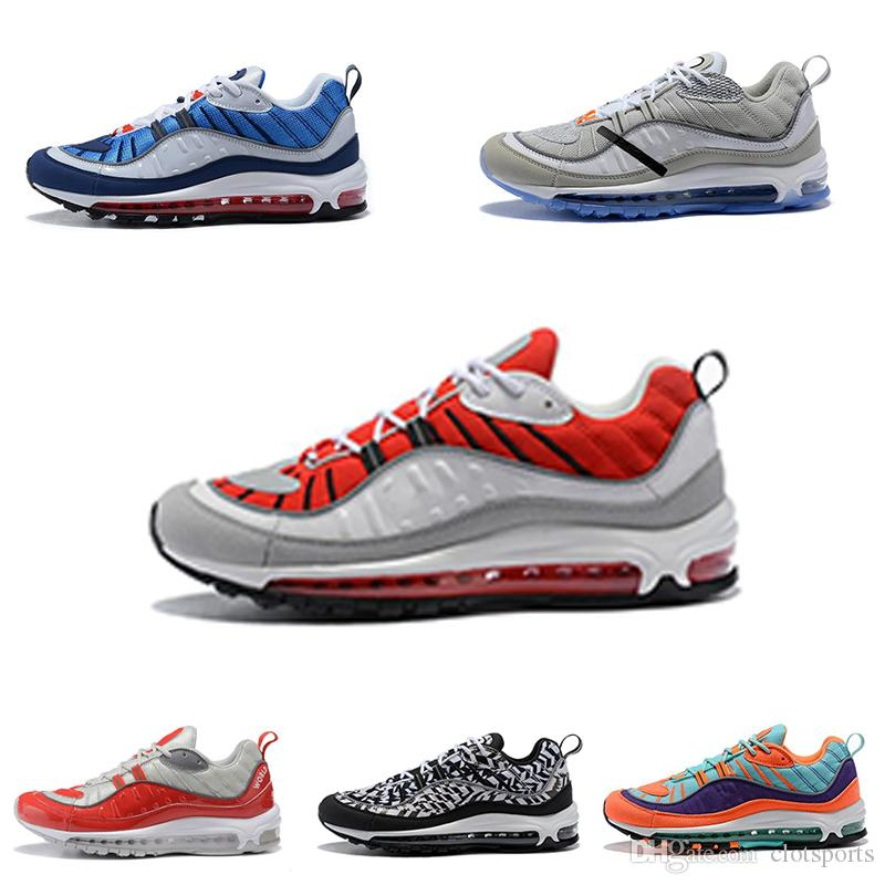 a435e7dcd6bb Running Shoes 2018 Designer Triple Black White Cone Tour Yellow Red ...