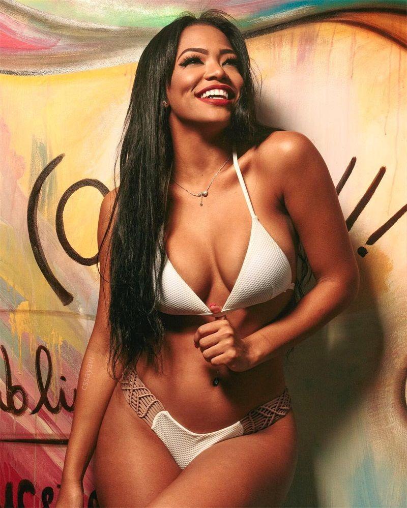 ملابس سيدة مثير المرأة الصيف رفع مبطن البرازيلي خمر ملابس السباحة فام ضمادة الرياضة بيكيني الاستحمام مجموعة 28yg V