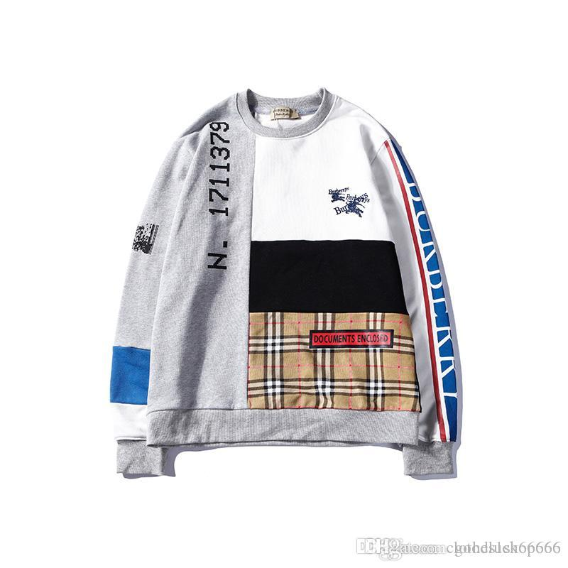 Großhandel 2018 Herbst Und Winter Neue Pullover Pullover Hoodless