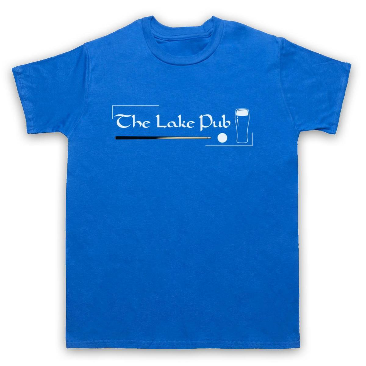 LES REVENANTS UNOFFICIAL LAKE PUB LE T-SHIRT RETOUR ADULTES KIDS TALS COLS