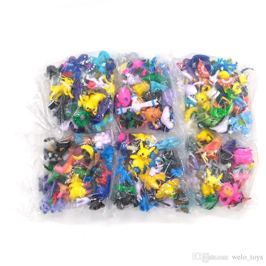 만화 그림 인형 장난감 일본 애니메이션 미니 조치 키즈 아기 선물을위한 모델 장난감 피규어