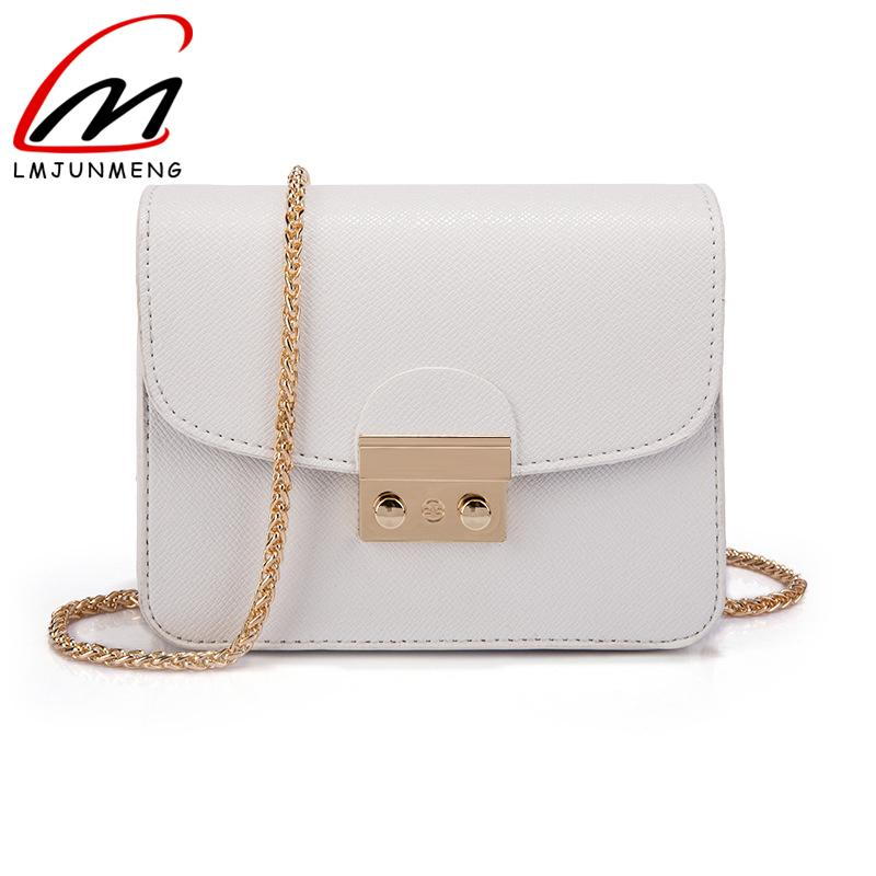 2018 Handbags Solid Pu Shoulder Bag Chain Hasp Crossbody Bag Fashion  Messenger Leather Crossbody Bags Flap Women Shoulder Bags Crossbody Purse  Cute Purses ... 79c9a48009f41
