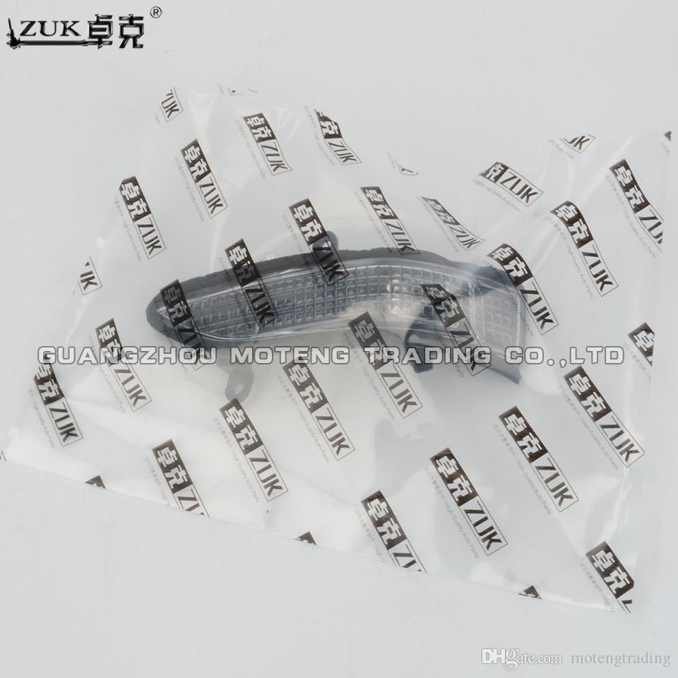 ZUK BUONA specchio retrovisore di segnale di girata LED Ripetitore lampada OEM: 84401-AG053 84401-AG043 Subaru Forester Outback Legacy Tribeca