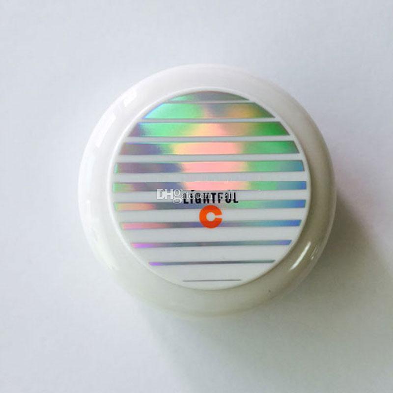 M@C Lightful C быстрая отделка компактная подушка основа светлый цвет BB кремы SPF 50/PA+++ 12g