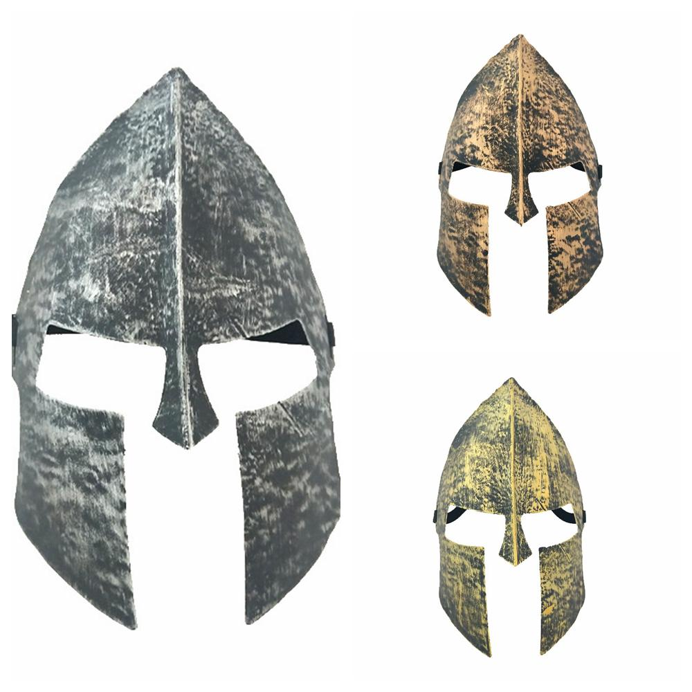 2019 3styles Halloween Costumes Immortal Sparta Mask Retro Warrior