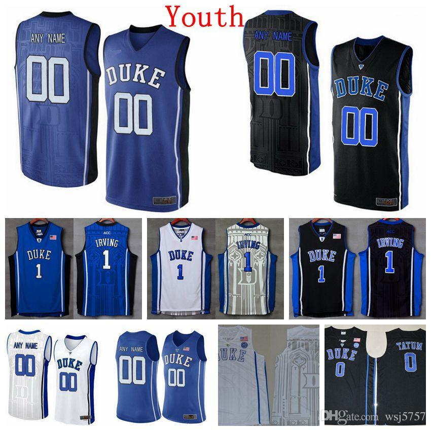 the best attitude 45b6a dd017 duke blue devils youth basketball jersey
