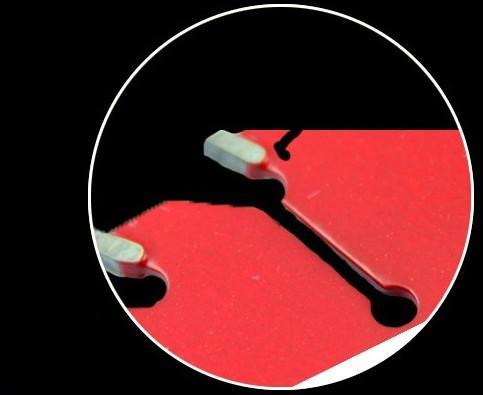 12 pollici in lega legno taglio sega circolare lama dell'utensile elettrico utensili da taglio lama di taglio della taglierina 305 80T *