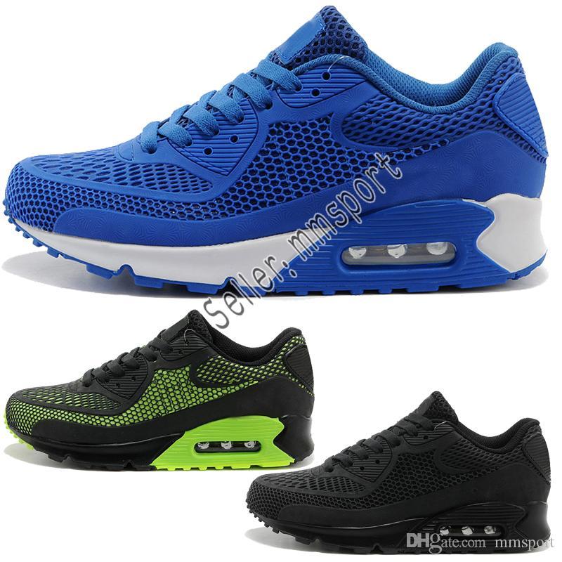 Compre 2018 De Nike Air Max Airmax 90 Nuevo Zapato De 2018 Running Cojín 90 25aa5c