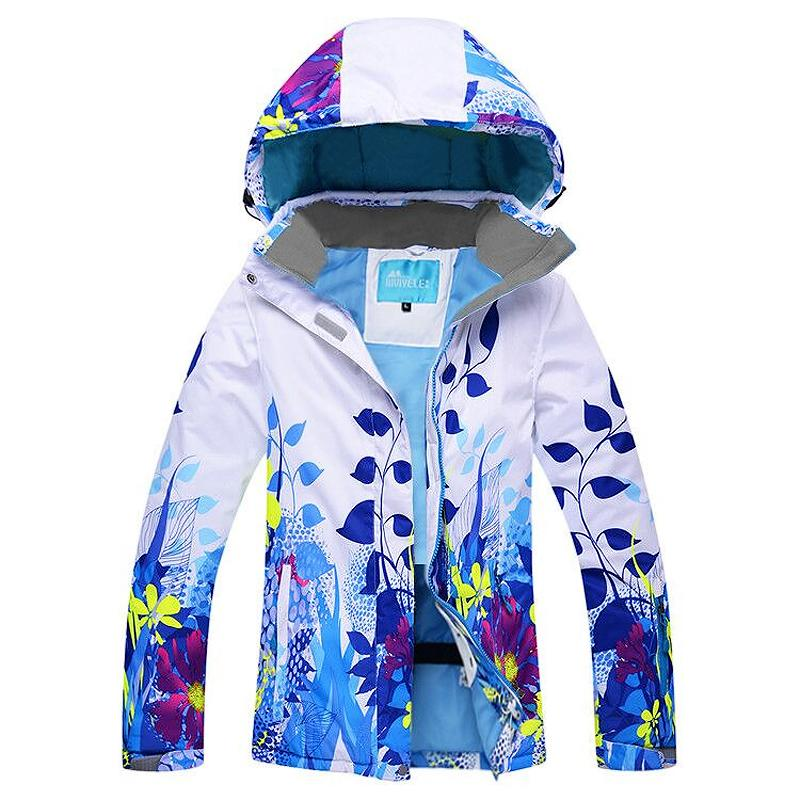 2019 Wholesale Winter Ski Jacket Women Snowboard Coat Snow Female Warm  Outdoor Mountain Skiing Suit For Girls Waterproof Windproof From Comen 519a1af09