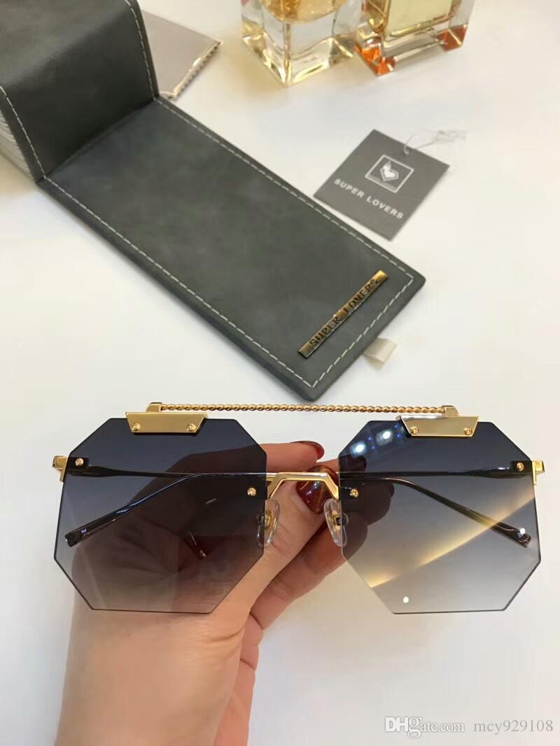 dava ile toptan gözlük UV400 Yeni moda erkek 066 güneş gözlüğü basit mens güneş gözlüğü popüler kadın güneş gözlüğü açık hava yaz koruması