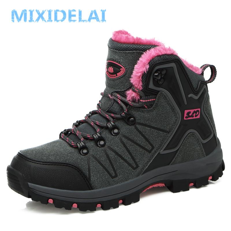 Winter Womens Work Boots Warm Comfortable Safety Shoes Non Slip Women  Waterproof Work Shoes With Fur Walking Snow Boots Cat Boots Shoe Sale From  Goin 25cbc6e61