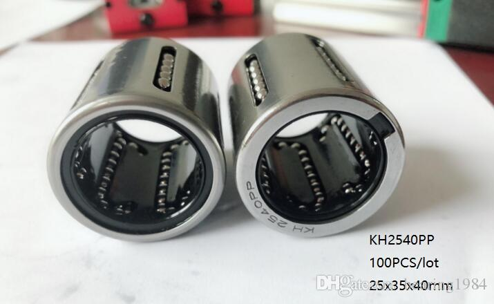 2019 Kh2540pp 25mm Linear Ball Bearings Mini Pressing Linear Bushing