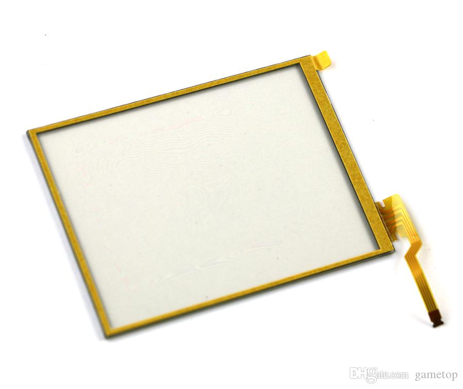 Replacement Touch Screen Digitizer Pad Spare Pad For 2DS With Adhesive