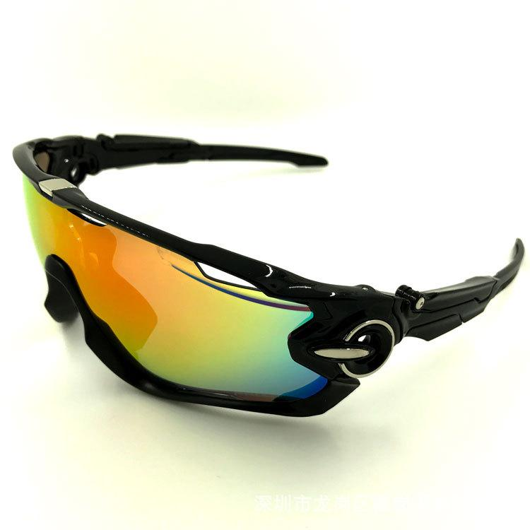 5f43edbd9ef6 2019 2018 Bestselling Cycling Glasses Bike Eyewear Sports Sunglasses ...