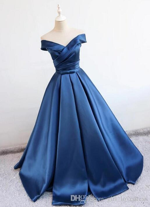 Real Photos Sleeveless Long Satin V-Neck Mermaid Prom Dresses Floor Length V-Back with Zipper Pleated Formal Gowns Custom Made for Woman