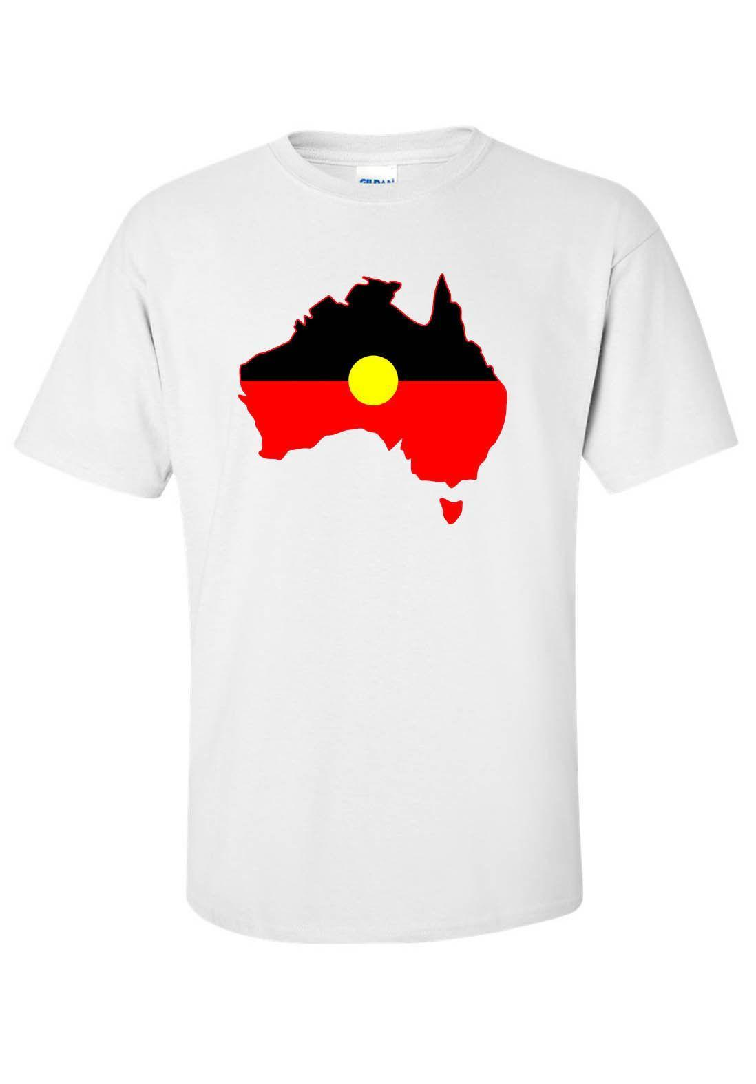 f3817378004931 INDIGENOUS PRIDE T SHIRT ONE MOB ! ABORIGINAL AUSTRALIA KOORI TEE S 5XL T  Shirt Awesome Shirt Design From Yuxin06