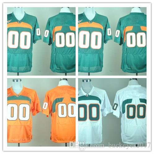 Custom Miami Hurricanes Sewn on Any Name Number 26 Taylor R.Lewis ... f534fcc96