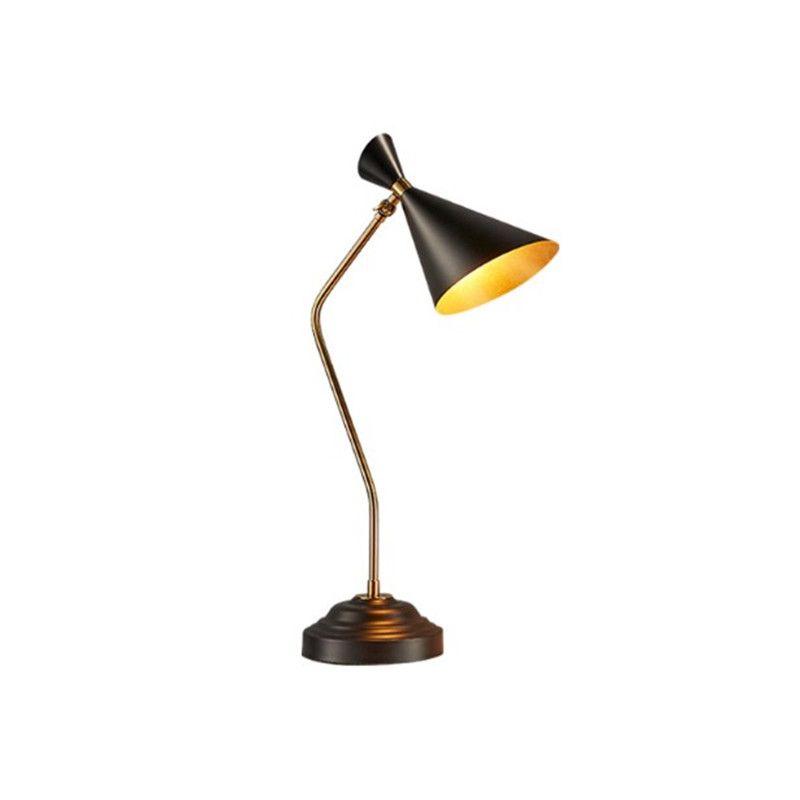 Genial 2019 Modern Black Gold Table Lamp Simple Adjustable Desk Lamps Black Night  Lamps For Bedroom Living Room Study Desk From Haoxinlamp, $196.86 |  DHgate.Com